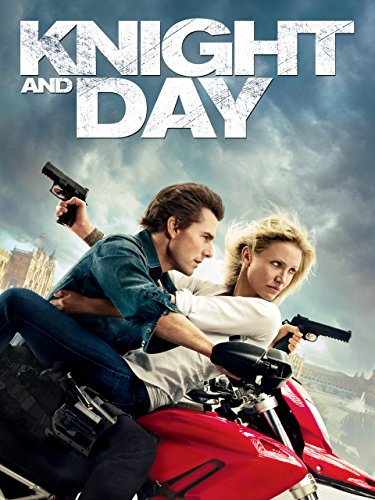 Knight and Day, Action Movies Set in Spain