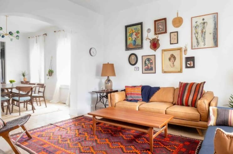 Best Airbnb in Milwaukee for Friends, Inside view of The Pony Store in Walker's Point