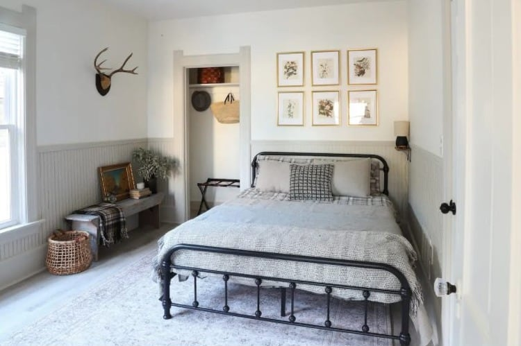 Best Milwaukee Airbnb For Families,  Inside view of Walker's Point Whole Duplex with Backyard
