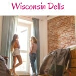 Are you looking for the best Airbnbs in Wisconsin Dells? This is the ultimate list of Wisconsin Dells Airbnbs, including gorgeous cabins in Wisconsin Dells, unique stays in Wisconsin Dells, cheap accommodation, and luxury apartments in Wisconsin Dells, WI. If you are visiting Wisconsin Dells with kids or plan a romantic getaway to Wisconsin Dells, a Wisconsin Dells bachelorette party... there are plenty of options in Wisconsin Dells for adults. An Airbnb is thus perfect! #wisconsindells #airbnb