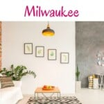 Are you looking for the best Airbnb in Milwaukee, Wisconsin? This is the ultimate list with amazing Airbnbs in Milwaukee. Find a selection of gorgeous apartments in Milwaukee for rent, spacious lofts in Milwaukee but also boathouses in Milwaukee. Make your getaway to Milwaukee unique and stay in a unique place in Milwaukee. Milwaukee style is different and when you're looking for places to stay in Milwaukee, an Airbnb can be a stylish and affordable option. #milwaukee #milwaukeeairbnb #wisconsinairbnb