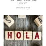 Are you looking for funny Spanish phrases? This is the ultimate list of funny Spanish expressions to impress during your trips to Spain or to impress your beloved ones. Indeed Spanish phrases and quotes come in quite handy. These funny Spanish phrases can be used when in love when walking out, or why not as a Spanish phase for a tattoo? All of these Spanish phrases come with English translation to make it more enjoyable for you. These Spanish expressions are fun to learn. #spanishphrases #spanish