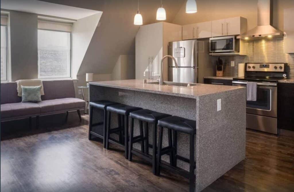 penthouse apartment milwaukee