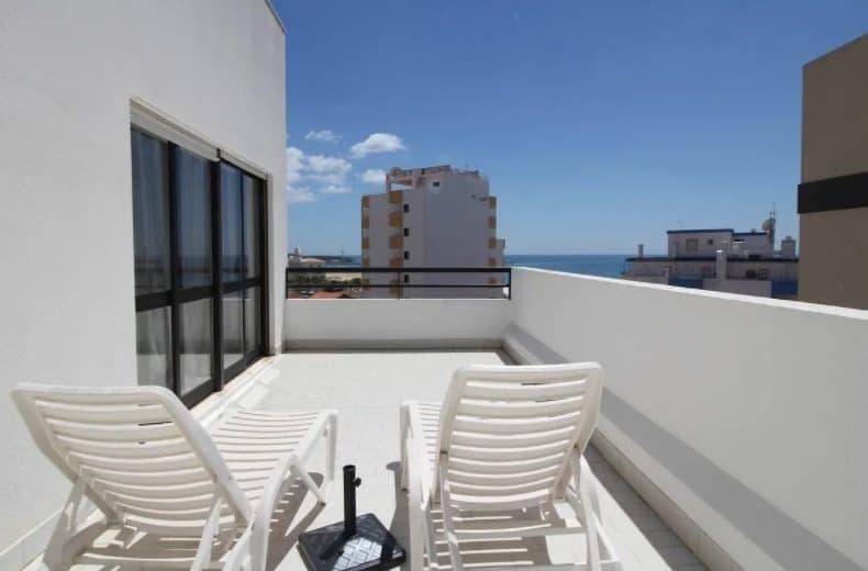 Best Cheap Airbnb In Algarve, Best View from Fantastico Vista Mar