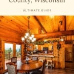 Are you looking for the best Airbnbs in Door County, Wisconsin? This is the ultimate guide with Door County Airbnb including Door County Cabins, luxury Airbnbs in Door County, but also cheap accommodation in Door County for an amazing getaway to Door County, Wisconsin. No matter whether you heat to Door County in fall or plan a getaway in winter in Door County, Wisconsin, this is the ultimate list of where to stay in Door County, WI. Book a Door County cabin via Airbnb now. #airbnb #doorcounty