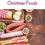 Looking for the best Spanish Christmas foods? I got you covered with these 25 typical Christmas foods from Spain. Find the classics but also Spanish food that's not known yet! Do you think Spanish Christmas decorations or Spanish Christmas cards are enough to celebrate Christmas the Spanish way? No holiday is complete without Spanish recipes of starters, mains and Spanish desserts. Indeed, food is a key element in Spanish Christmas traditions. #spanishchristmasfood #spanishchristmas #spainwinter