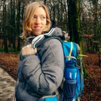 hiking blogger paulina