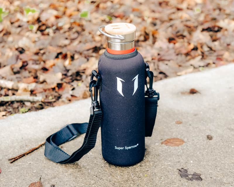 Super Sparrow Water Bottle-08, backpacking bottle