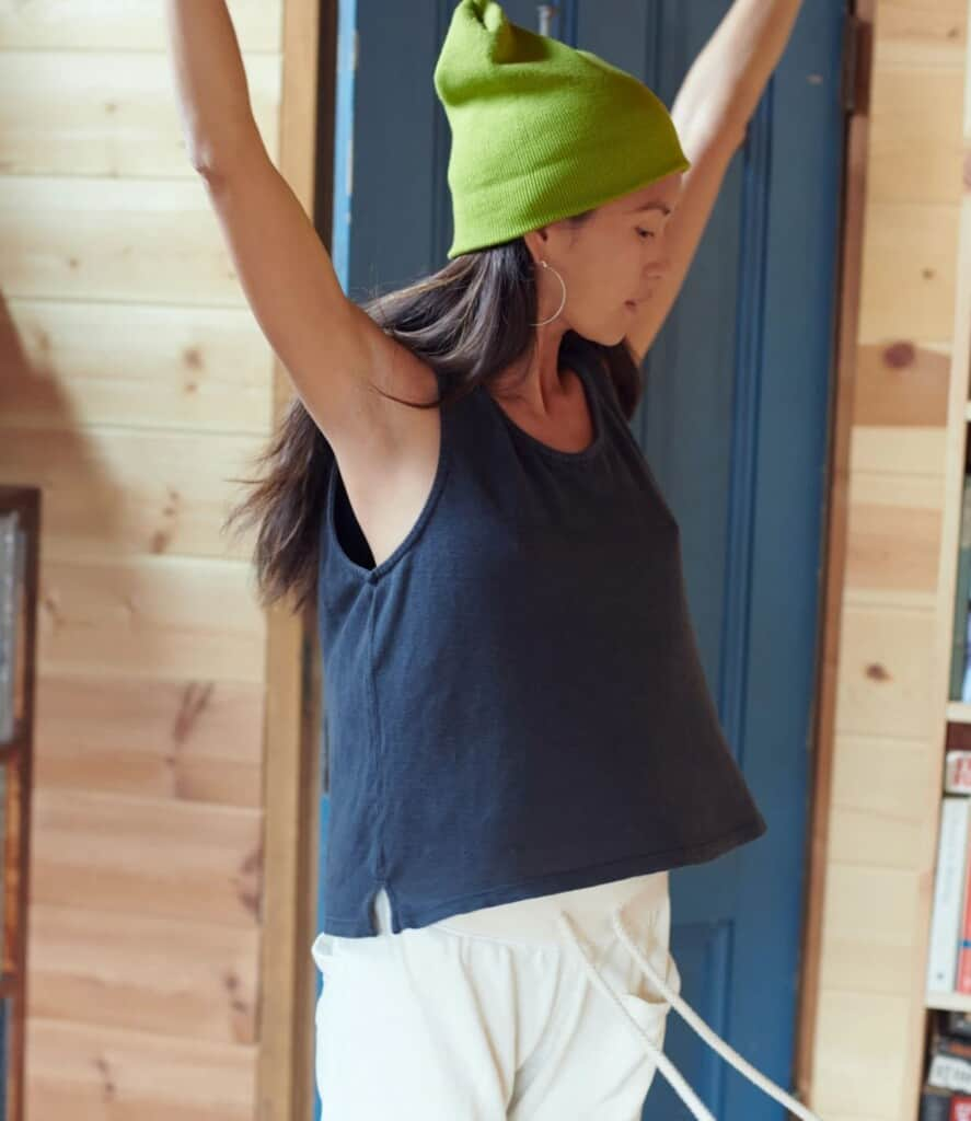 jungmaven cropped top sustainable hemp clothing brand