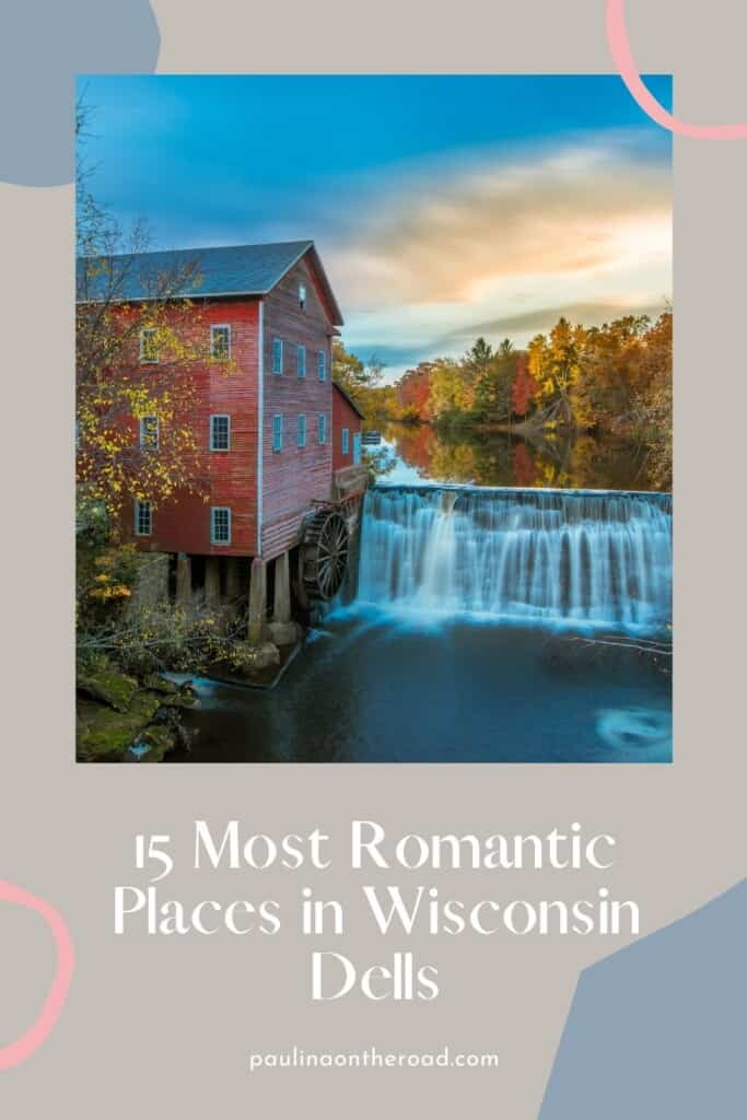 Are looking for some of the most romantic getaways in Wisconsin Dells? This is the ultimate guide to romantic places in Wisconsin Dells and ideas for romantic couples getaways in Wisconsin Dells. You'll find romantic hotels, romantic cabins in Wisconsin Dells, romantic restaurants, and other fun things to do in Wisconsin Dells for couples. Find out where to get the best couples' massage in Wisconsin Dells and where to have the best food in Wisconsin Dells. #romanticwisconsindells #wisconsindells
