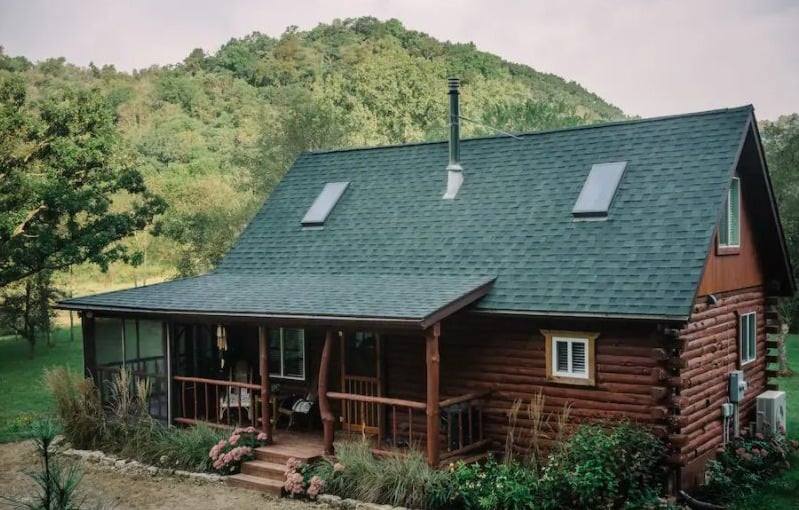 Best Wisconsin Cabin with Hot Tub for Couples