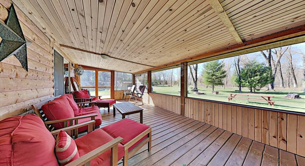 outdoor jacuzzi hot tub cabin wisconsin