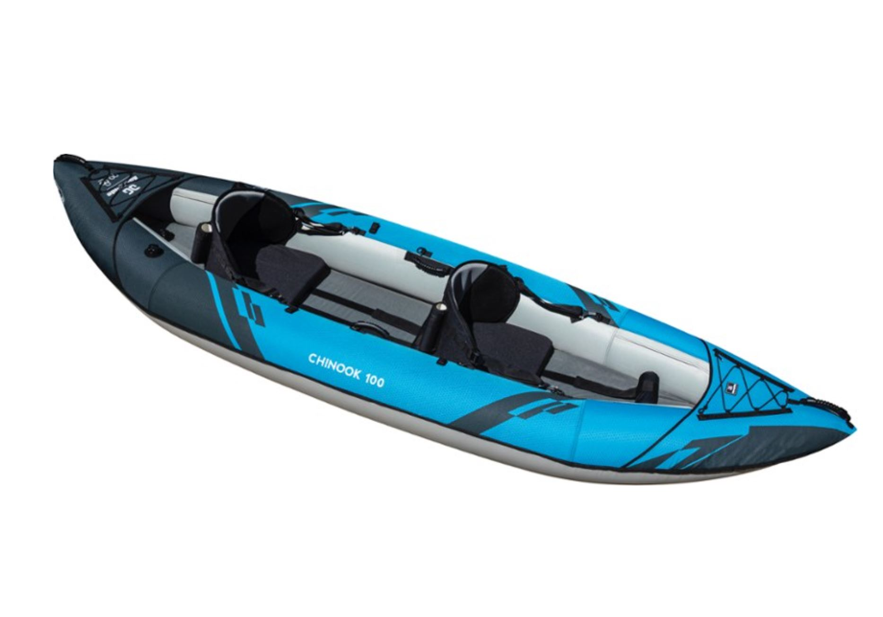 aquaglide chinook inflatable kayak