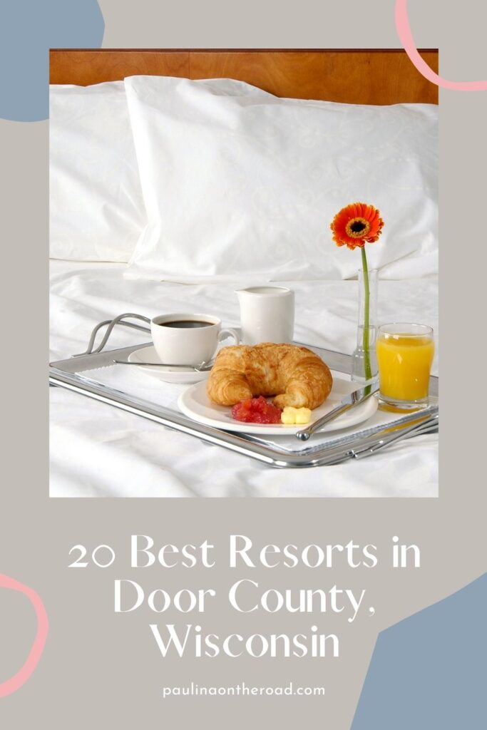 If you're planning a visit to Door County, Wisconsin, you will want to know the best places to stay! From Sturgeon Bay to Sister Bay this guide covers all the best resorts in Wisconsin for families, couples, pet owners, and those who love luxury. No matter your budget or reason for travel, I can help you find the best places to stay in Door County, WI. #DoorCounty #Wisconsin #DoorCountyWisconsin #ResortsInDoorCounty #ResortLife #VisitWisconsin #TheShallows #EggHarbor #SturgeonBay #LakeMichigan