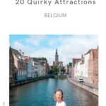 Do you have 1 day in Bruges? Read this quirky guide with the best things to do in Bruges in 1 day. From local shops in Bruges with artisan and handmade crafts, sampling the best beers in Bruges or doing a canal cruise. This Bruges itinerary is a great mix between the must-sees in Bruges, Belgium and some less-known attractions of Bruges. If you're wondering what to do in Bruges, this Bruges travel guide also provides you some great Bruges Belgium photography spots. #bruges #belgium #quirky