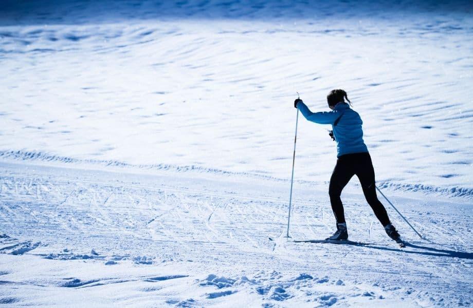 winter activities in Door County, Cross Country Skiing