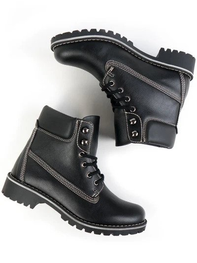 warm vegan winter boots, vegan leather shoes from Will's Vegan Shoes